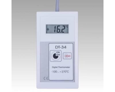 Термометр DT-34 зонд 120 мм