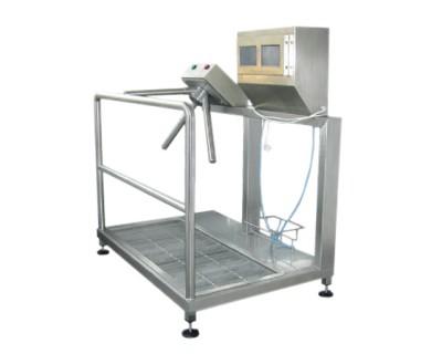 Станція гігієнічного контролю для рук і підошов Unimasz KSH-01-R