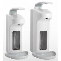 Дозатор настенный пластиковый для мыла AMPri 09990-500