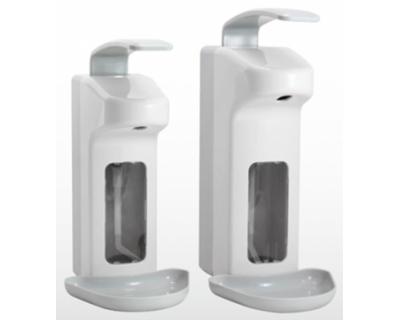Дозатор настінний пластиковий для мила AMPri 09990-1000