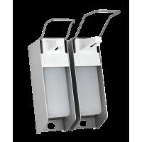 Дозатор настенный для жидкого мылаAmpri09991-KH 500 мл