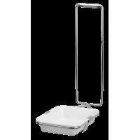 Настенный дозатор для мыла с длинной ручкой AMPri , 500 мл 09993-LH