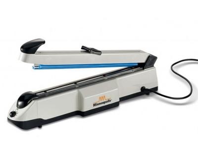 Запайщик пакетов ручной ItalService S40T  с ножом для обрезки пакета, ширина 40 см