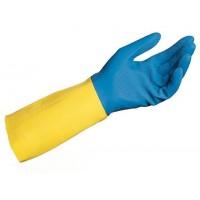 Перчатки защитные (латекс+неопрен) химстойкие ALTO 405, MAPA