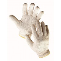 Перчатки рабочие хлопчатобумажные вязаные Auk, Cerva