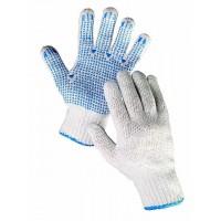 Перчатки рабочие хлопчатобумажные вязаные Plover, Cerva