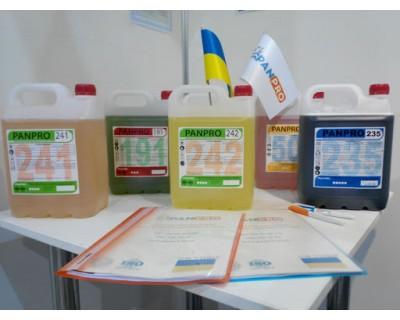 Лужний малопінний концентрат для дезинфекції 21031 PANPRO 211, 10 л
