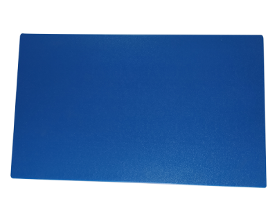 Дошка поліетиленова обробна Euroceppi 500х300х10 мм синя