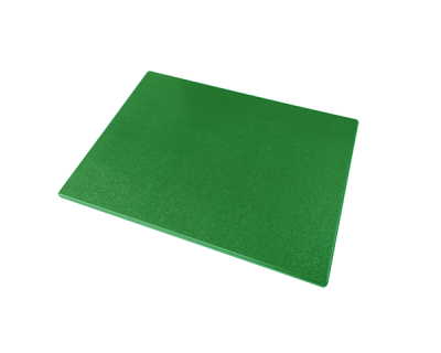 Дошка поліетиленова обробна Euroceppi 400х300х10 мм зелена