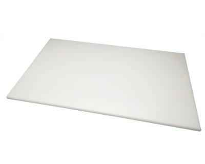 Дошка поліетиленова обробна Euroceppi 400х300х10 мм біла