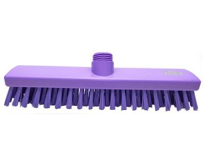 Щетка-скраб FBK 15001 280х50 мм фиолетовая