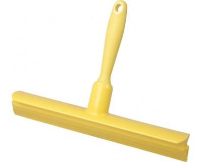 Cкребок для згону води FBK 28243 300 мм жовтий