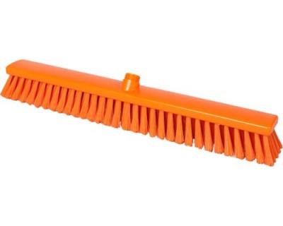 Щетка-метла FBK 47136 600х60 мм оранжевая