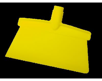 Скребок полипропилен FBK 48283 280х110 мм желтый