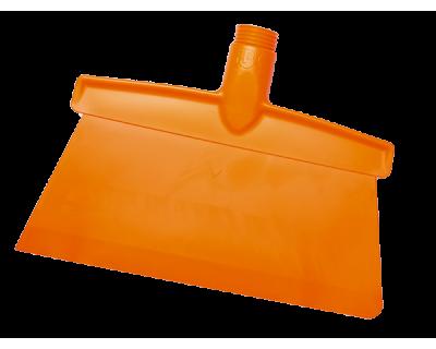 Скребок поліпропілен FBK 48283 280х110 мм помаранчовий