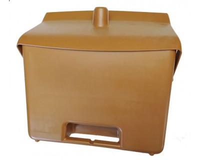 Совок FBK 80201 330х310 мм коричневий