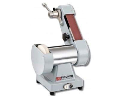 Машинка для заточки з шліфувальною стрічкою Fischer 75800