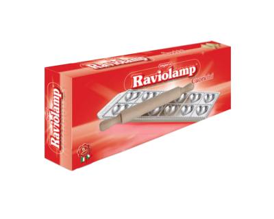 Штамп для равіолі Raviolamp сердечки 12 шт