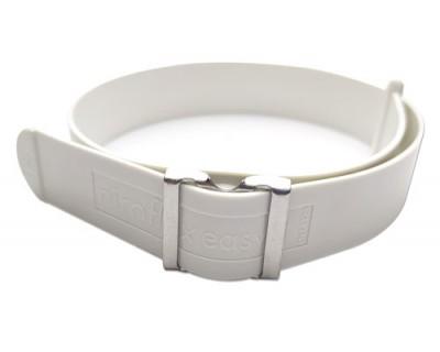 Ремень для кольчужной перчатки Easyfit белый, размер S