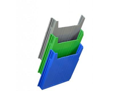Детектуєма навісна пластикова кишенька для паперу Prohaccp P3030-11
