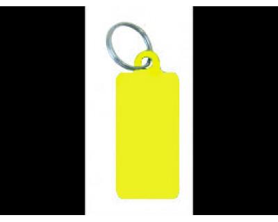 Детектируемая бирка Prohaccp P0527-4 25х60 мм см желтая