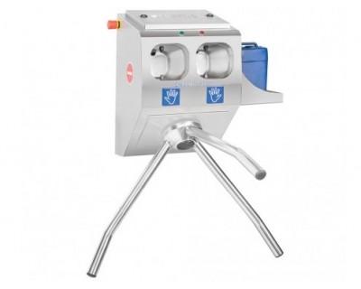 Навісна компактна станція гігієни для дезінфекції рук Tanriver SA-ED.