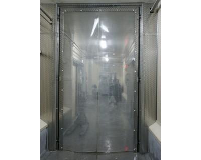 Двері розпашні з Glasbord
