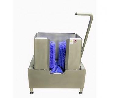 Машина для мийки високого взуття Brokelmann (3 щітки)