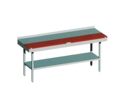 Обробний стіл односторонній Brökelmann