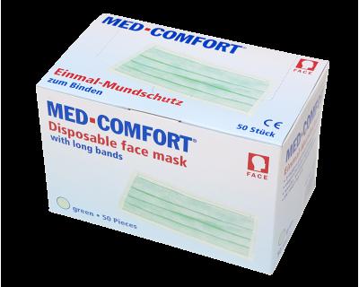Маска захисна Ampri MED COMFORT 02101-W