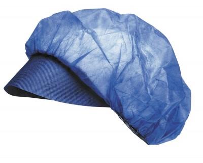 Шапочка поліпропіленова з козирком Vapi Peak, блакитна, Cerva