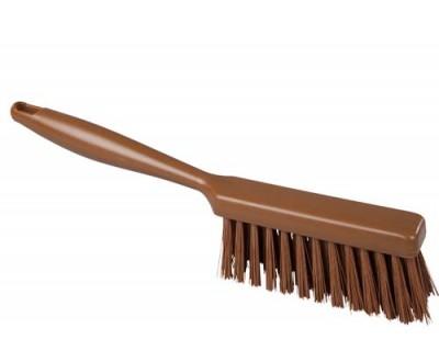 Щітка ручна FBK 10252 340х35 мм коричнева (середньої жорсткості)