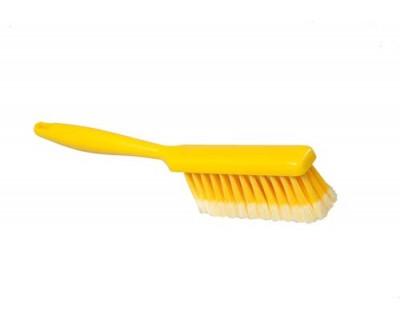 Щітка ручна FBK 10253 340х35 мм жовта (м'який ворс)