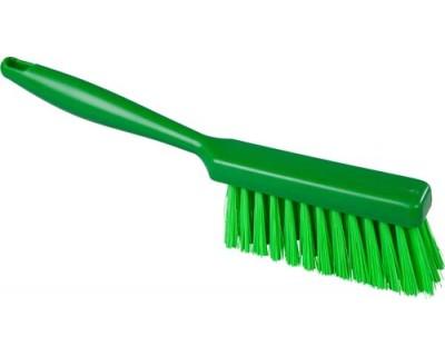 Щітка ручна FBK 10254 340х35 мм зелена (надм'який ворс)