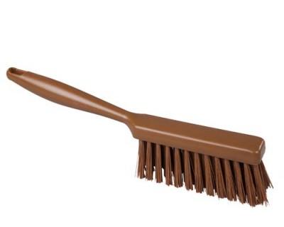 Щітка ручна FBK 10255 340х35 мм коричнева (жорсткий ворс)