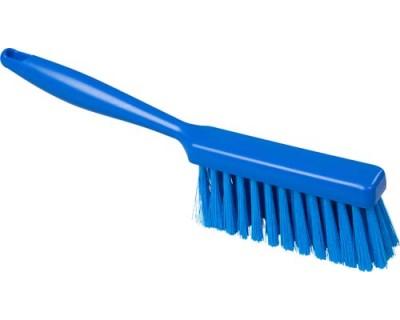 Щетка ручная FBK 10255 340х35 мм синяя (жесткий ворс)