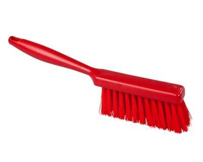 Щетка ручная FBK 10255 340х35 мм красная (жесткий ворс)