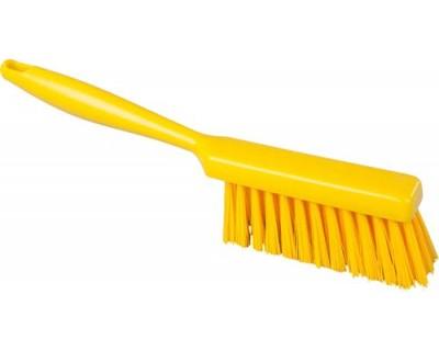 Щетка ручная FBK 10256 340х35 мм желтая