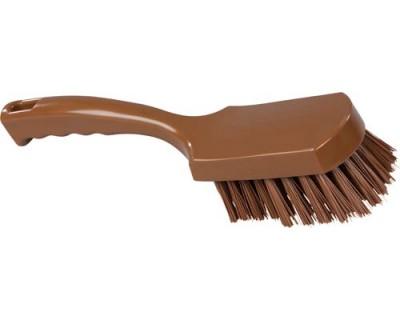 Щетка ручная FBK 10546 275х70 мм коричневая (средней жесткости)