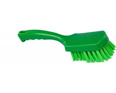 Щетка ручная FBK 10546 275х70 мм зеленая (средней жесткости)