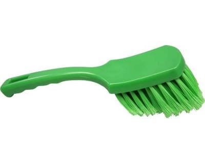 Щетка ручная FBK 10547 275х70 мм зеленая (мягкий ворс)