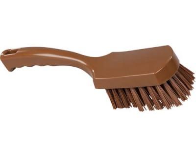 Щітка ручна FBK 10548 275х70 мм коричнева (жорсткий ворс)