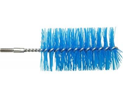 Щітка-йорш (насадка на трос) FBK 10778 Ø80 мм синя