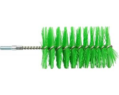 Щітка-йорш (насадка на трос) FBK 10778 Ø80 мм зелена