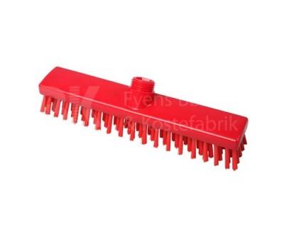 Щетка-скраб FBK 15001 280х50 мм красная