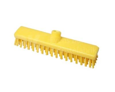Щітка-скраб FBK 15001 280х50 мм жовта