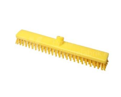 Щетка-скраб FBK 15002 400х50 мм желтая