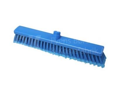Метла подметальная FBK 15006 400х50 мм синяя с посеченой щетиной