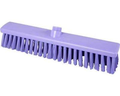 Метла средней жесткости FBK 15009 400х60 мм фиолетовая