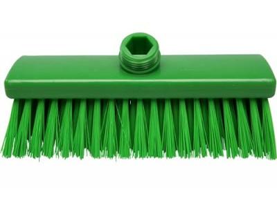 Щетка моющая без подачи воды FBK 15012 225х60х50 мм зеленая